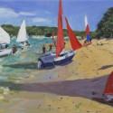 Andrew Macara, Sailing practise, Salcombe