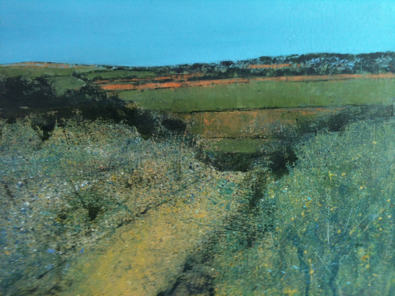 Path to marazion - Sold