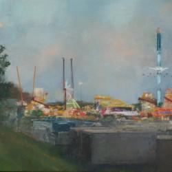Nick Hedderly, New Work