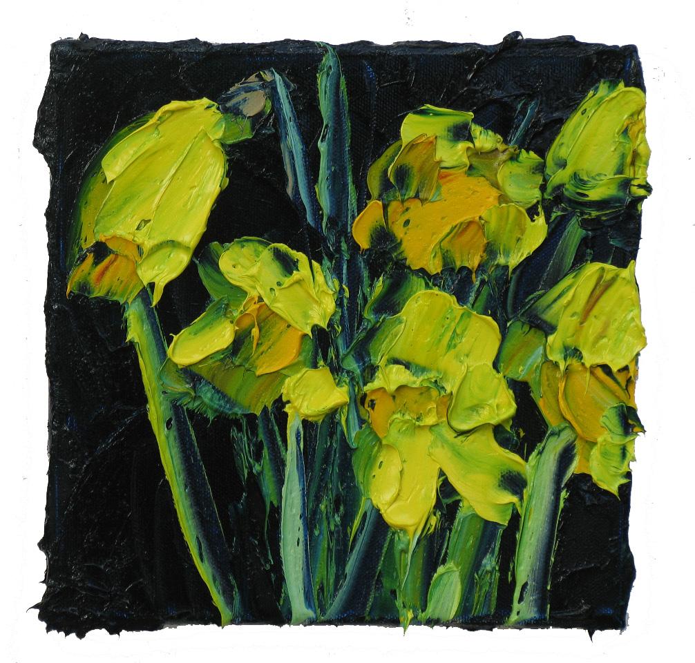 Colin Halliday, Daffodils