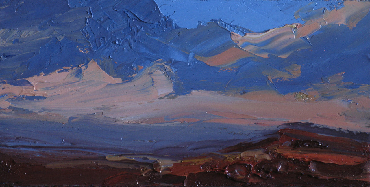 Colin Halliday, Late Afternoon