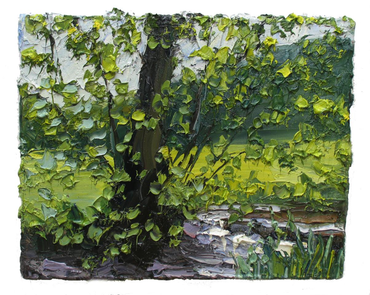 Colin Halliday, Spring Riverside