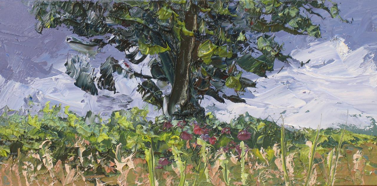 Colin Halliday, Summer Meadow study