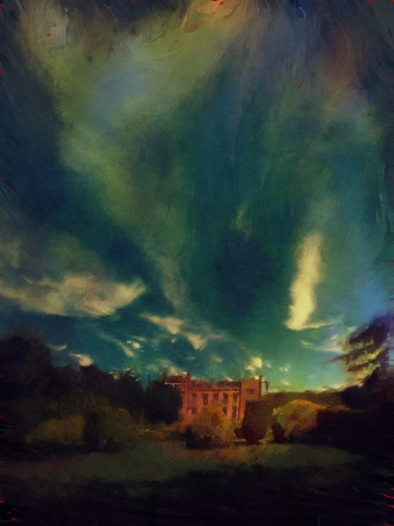 Elvaston Castle - Summer Storm