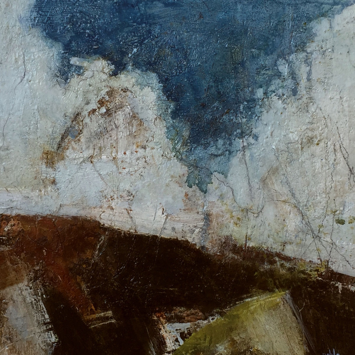 D Exhibition Stand : New paintings by lewis noble
