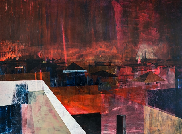 Point of View, Giclee Print, 48 x 60cm,  Limited Edition of 25, £179