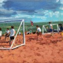 Andrew Macara, Football Competition, Shaldon