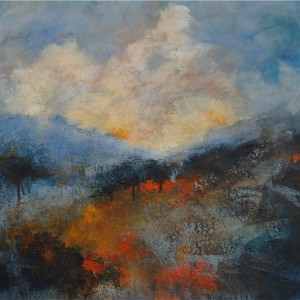 Towards the Horizon by Alison Tyldesley