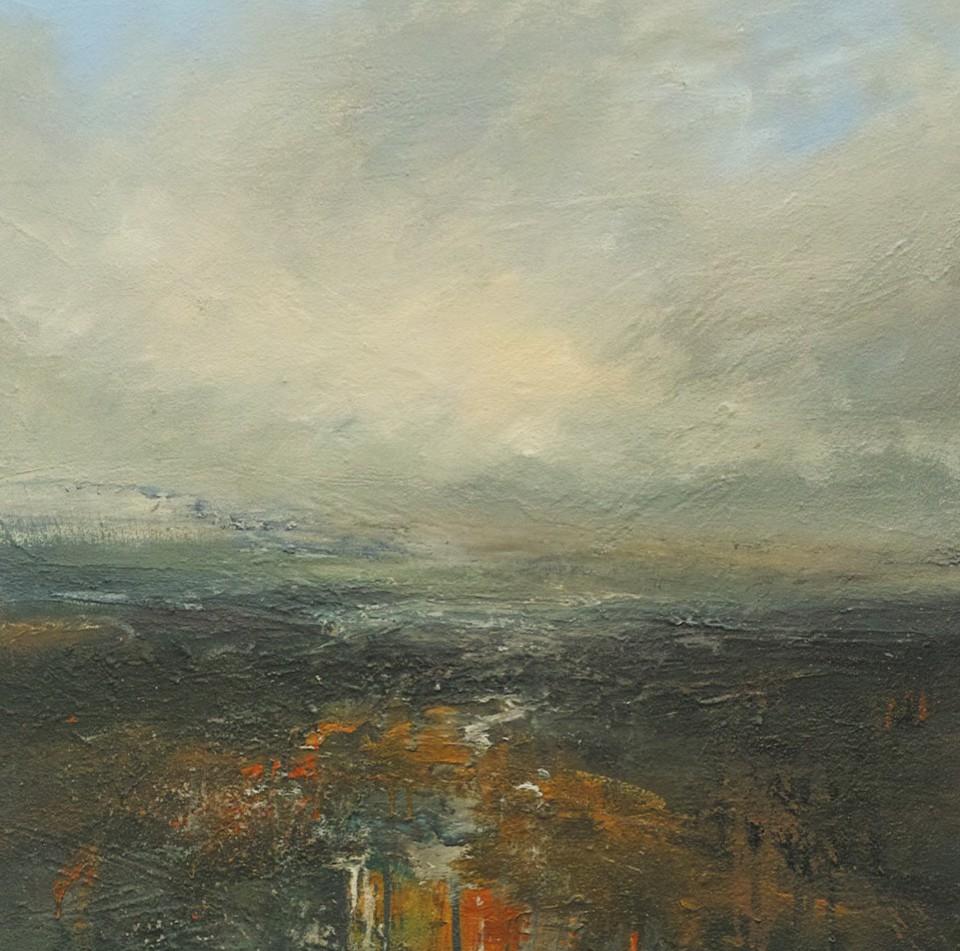 Kristan Baggaley, Fading Light Burbage Moor