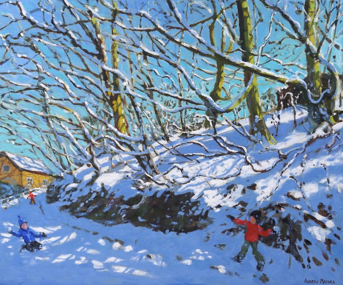 Andrew Macara, Snowballing, Upper Hulme