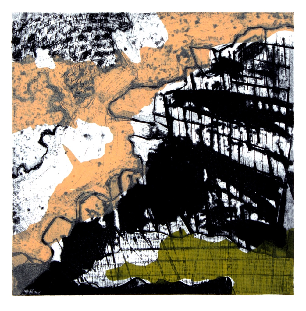 Shirley Stevenson, Light and Dark 5