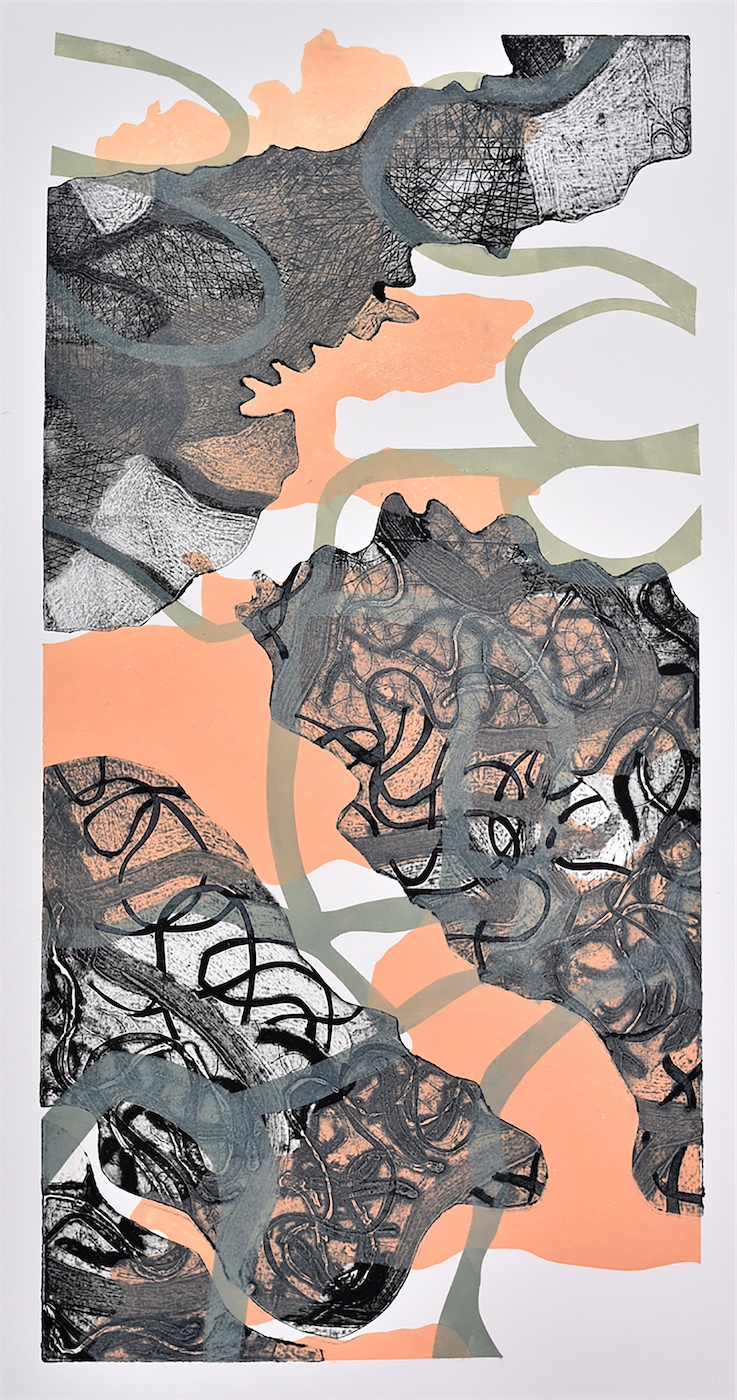 Shirley Stevenson, Light and Dark 8