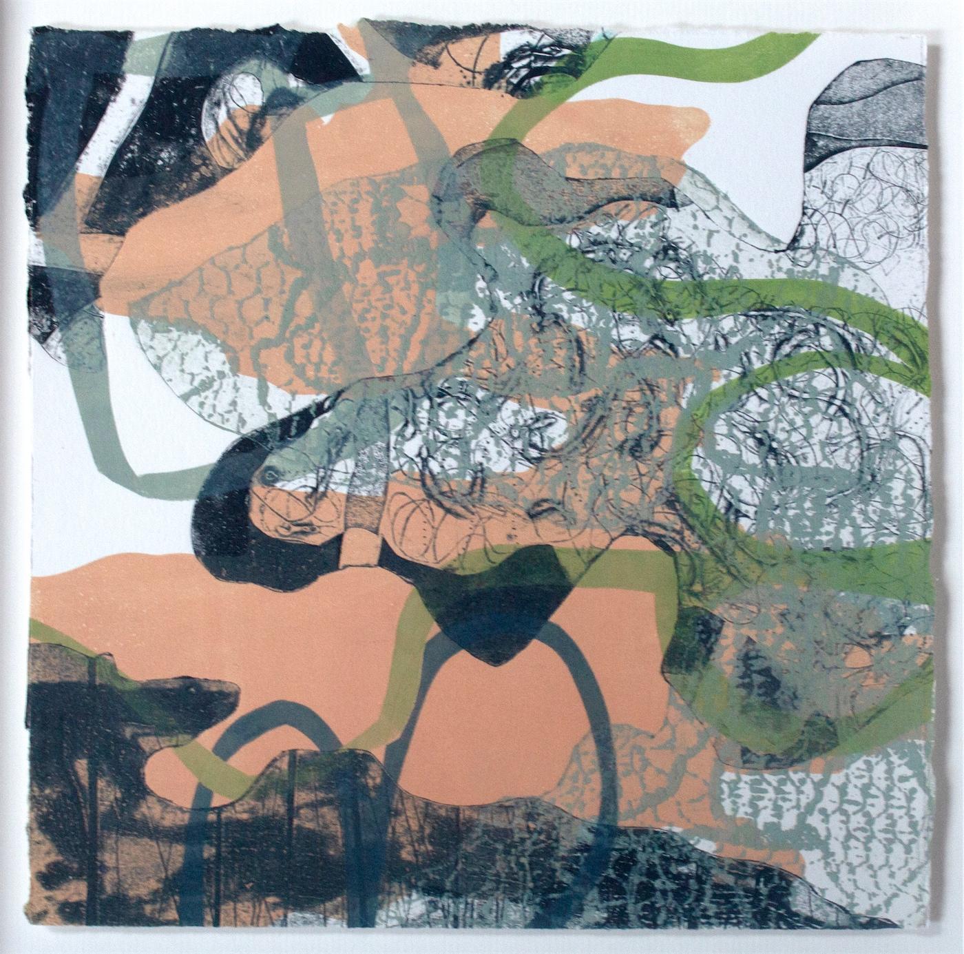 Shirley Stevenson, Light and Dark Square 2