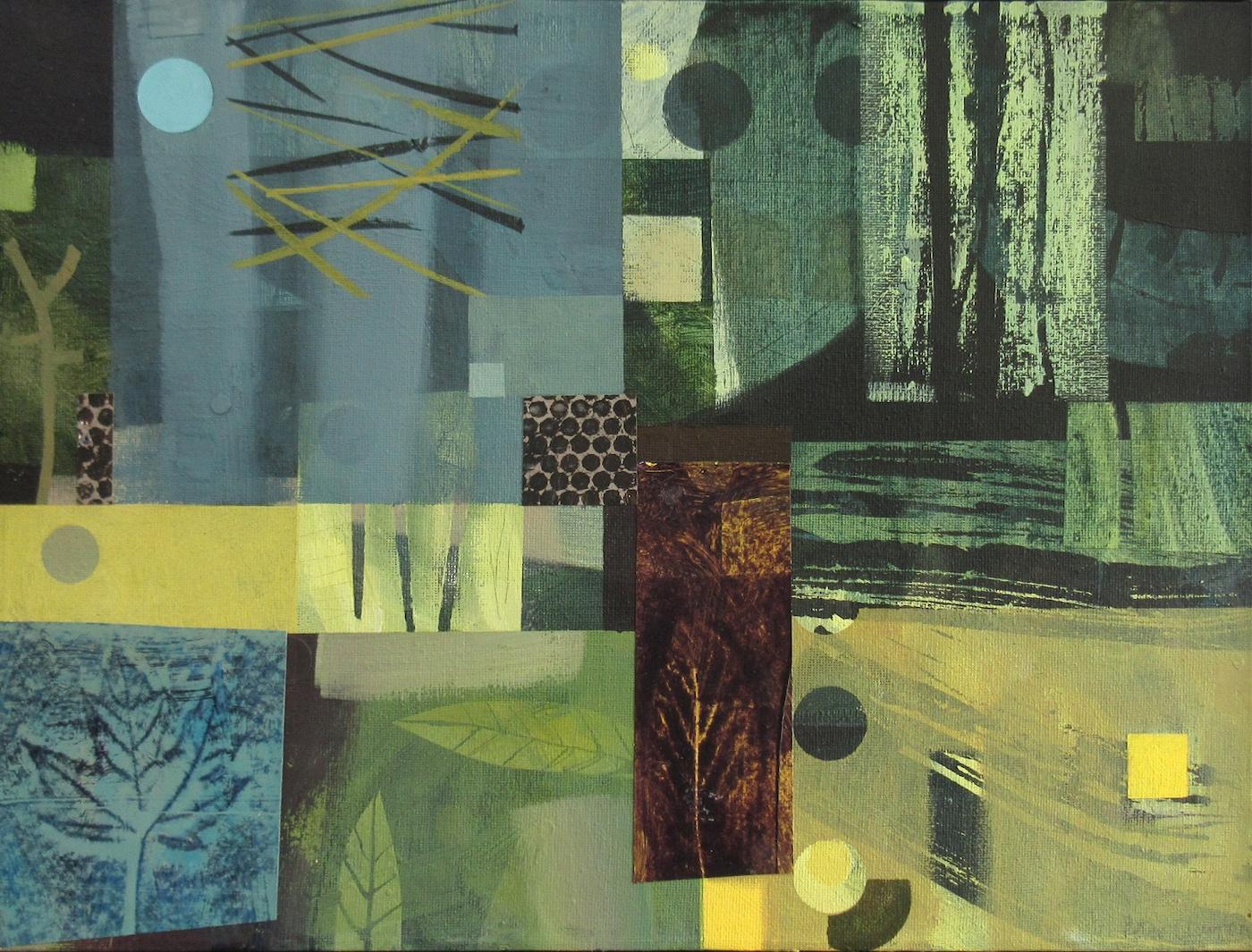 Peter Clayton, Woodland elements