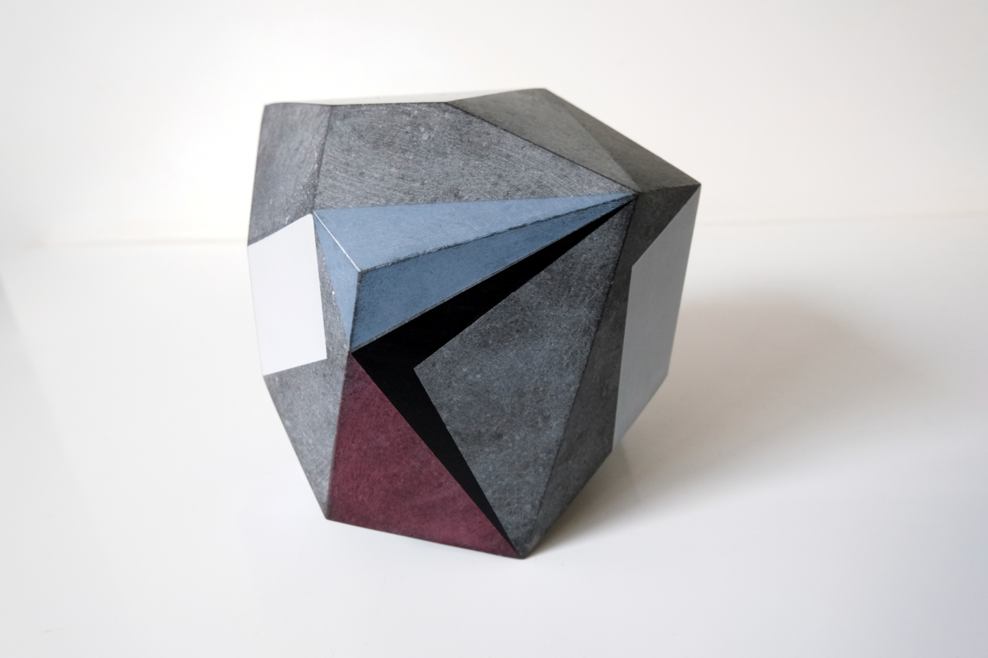 Richard Perry, Painted Halley 3