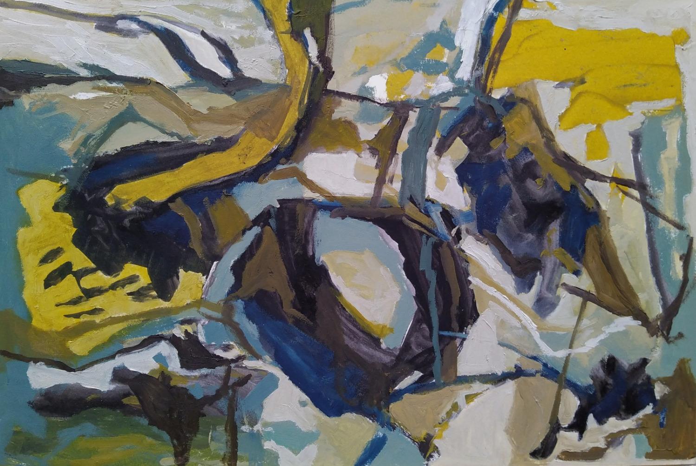 Tim Ball, Autumn landscape