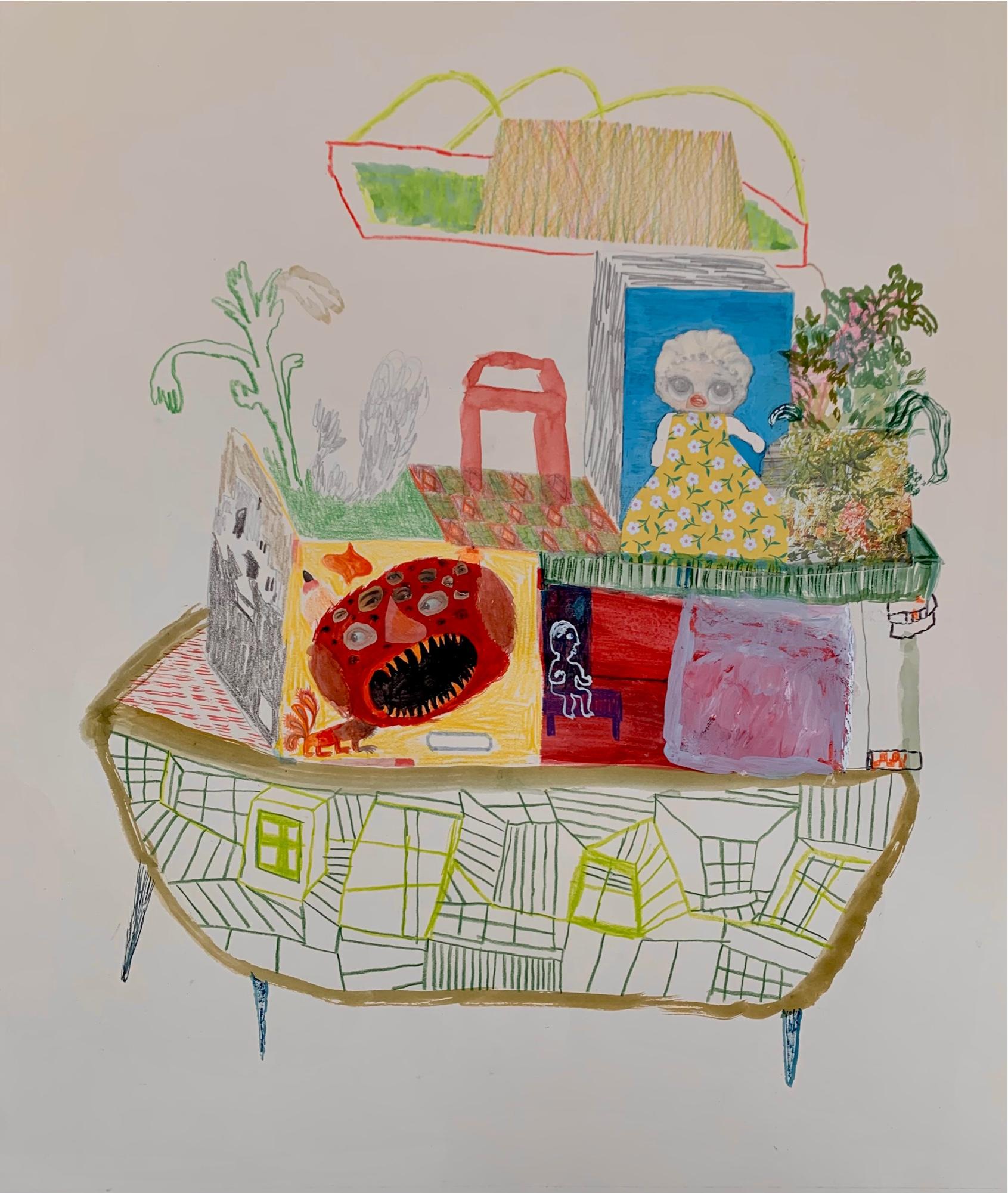 Jackie Berridge, Float