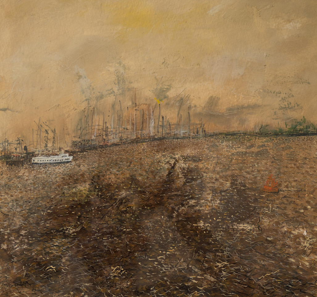 Stephen Todd, Estuary and Industry