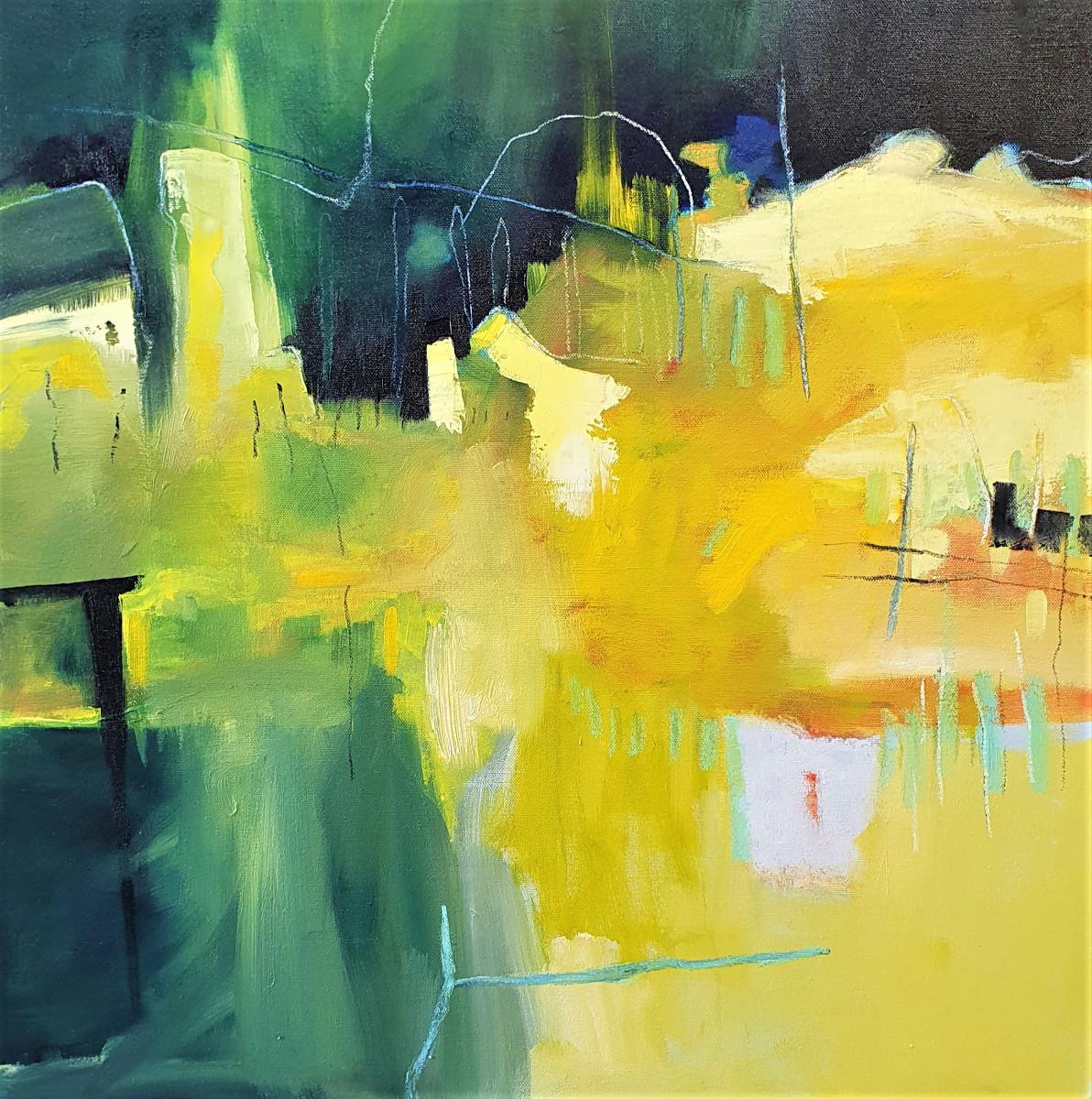 Heather Duncan, Yellow Landscape